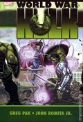 World War Hulk HC (2009 Marvel) 1-1ST