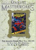 Marvel Masterworks Deluxe Library Edition Variant HC (1987-Present Marvel) 1st Edition 122-1ST