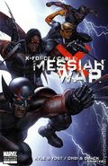 X-Force Cable Messiah War (2009) 1D
