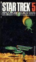 Star Trek PB (1967-1977 Bantam Novel Series) 5-REP