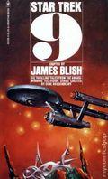 Star Trek PB (1967-1977 Bantam Novel Series) 9-REP