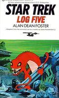 Star Trek Log PB (1974-1978 Ballantine Novel) 5-1ST