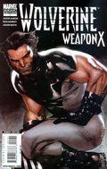 Wolverine Weapon X (2009 Marvel) 1C