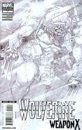 Wolverine Weapon X (2009 Marvel) 1E