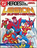 DC Heroes Role-Playing Reference Legion of Super-Heroes SC (1987 Mayfair) 1-1ST