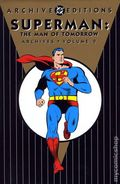 DC Archive Editions Superman Man of Tomorrow HC (2004-2014 DC) 2-1ST