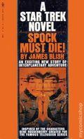 Spock Must Die PB (1970 Bantam Books) A Star Trek Novel 1-REP