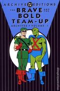 DC Archive Editions Brave And The Bold Team Up HC (2005 DC) 1-1ST