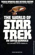 World of Star Trek SC (1984 Blue Jay Books) Revised Edition 1-1ST