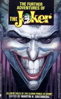 Further Adventures of the Joker PB (1990 Bantam Novel) 1-1ST