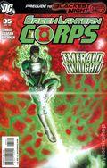 Green Lantern Corps (2006) 35B