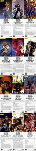 Marvel Masterprints Set (2001) SET#1
