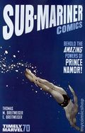 Sub-Mariner Comics 70th Anniversary Special (2009 Marvel) 1B