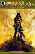 Conan Frazetta Cover Collection (2007) 3