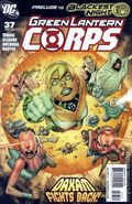 Green Lantern Corps (2006) 37A