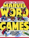 Marvel Word Games SC (1979 Fireside) 1-1ST