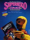 Illustrated History of Superhero Comics of the Silver Age HC (1991 Taylor) 1-1ST
