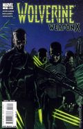 Wolverine Weapon X (2009 Marvel) 3A