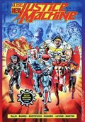 New Justice Machine TPB (2009 High Gear Edition) 1-1ST
