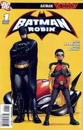Batman and Robin (2009) 1A