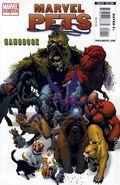 Marvel Pets Handbook (2009) 0