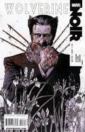 Wolverine Noir (2009 Marvel) 3A