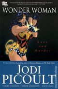 Wonder Woman Love and Murder TPB (2009 DC) 1-1ST