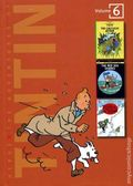 Adventures of Tintin HC (2009 New Edition) 6-1ST