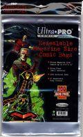 Comic Bags: Magazine Resealable 100pk Polypropylene