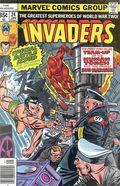 Invaders (1975 Marvel 1st Series) Pizzazz Variant 24PIZ