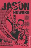 Jason Howard Sketchbook (2004) 1