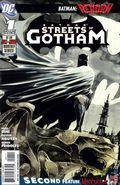 Batman Streets of Gotham (2009) 1A
