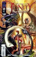 Darkness Witchblade Angelus Trinity Blood on the Sands (2009 Top Cow) 1