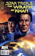 Star Trek Wrath of Khan (2009 IDW) 1A