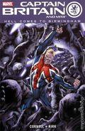 Captain Britain and MI 13 TPB (2009 Marvel) 2-1ST