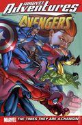 Marvel Adventures Avengers TPB (2006-2009 A Marvel Digest) 9-1ST