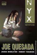 NYX Wannabe HC (2009 Marvel) Premiere Edition 1A-1ST