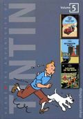 Adventures of Tintin HC (2009 New Edition) 5-1ST