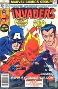 Invaders (1975 Marvel 1st Series) Pizzazz Variant 26PIZ