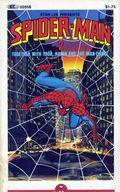 Spider-Man PB (1981-1982 Marvel Illustrated Books) 2-1ST