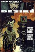 Age of Desire HC (2009 Desperado) Clive Barker's 1-1ST