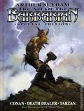 Arthur Suydam The Art of the Barbarian HC (2005) 1A-1ST