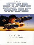 Art of Star Wars HC (1999-2005 Del Rey Books) Episodes I-III 1-1ST