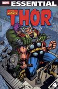 Essential Thor TPB (2001-2013 Marvel) 1st Edition 4-1ST