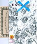 Universe X (2000) 0DFSKETCH