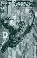 Blackest Night Ashcan (2009) Retailer Incentive Edition 0