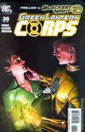 Green Lantern Corps (2006) 36B