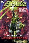 Green Lantern Rage of the Red Lanterns HC (2009 DC) 1-1ST