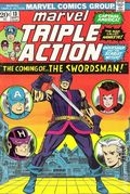 Marvel Triple Action (1972) Mark Jewelers 13MJ