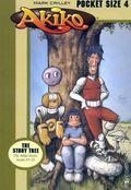 Akiko TPB (2004-2006 Pocket Size Edition) 4-1ST